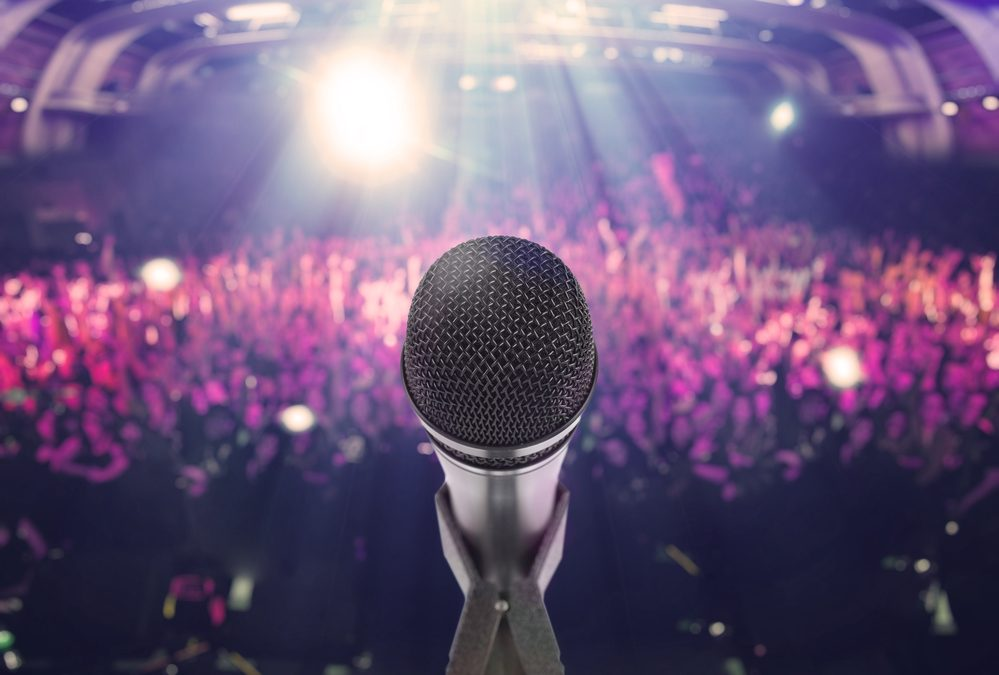 How to Redirect Performance Pressure to Engage Your Audience